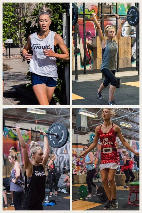 Member of the Month CrossFit Brawn